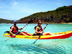 kayaking culebra